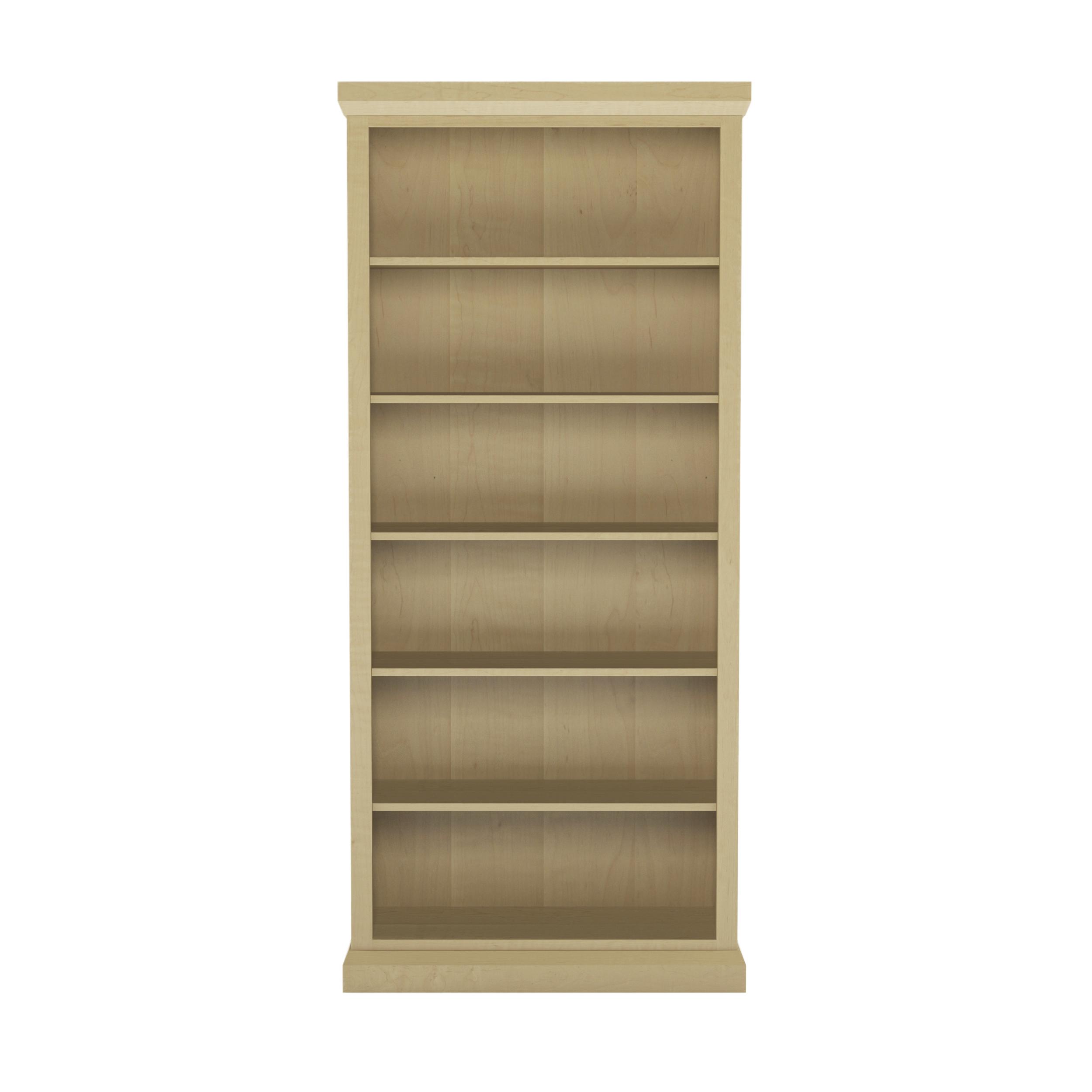 Bureau 38″ Wide Bookshelf