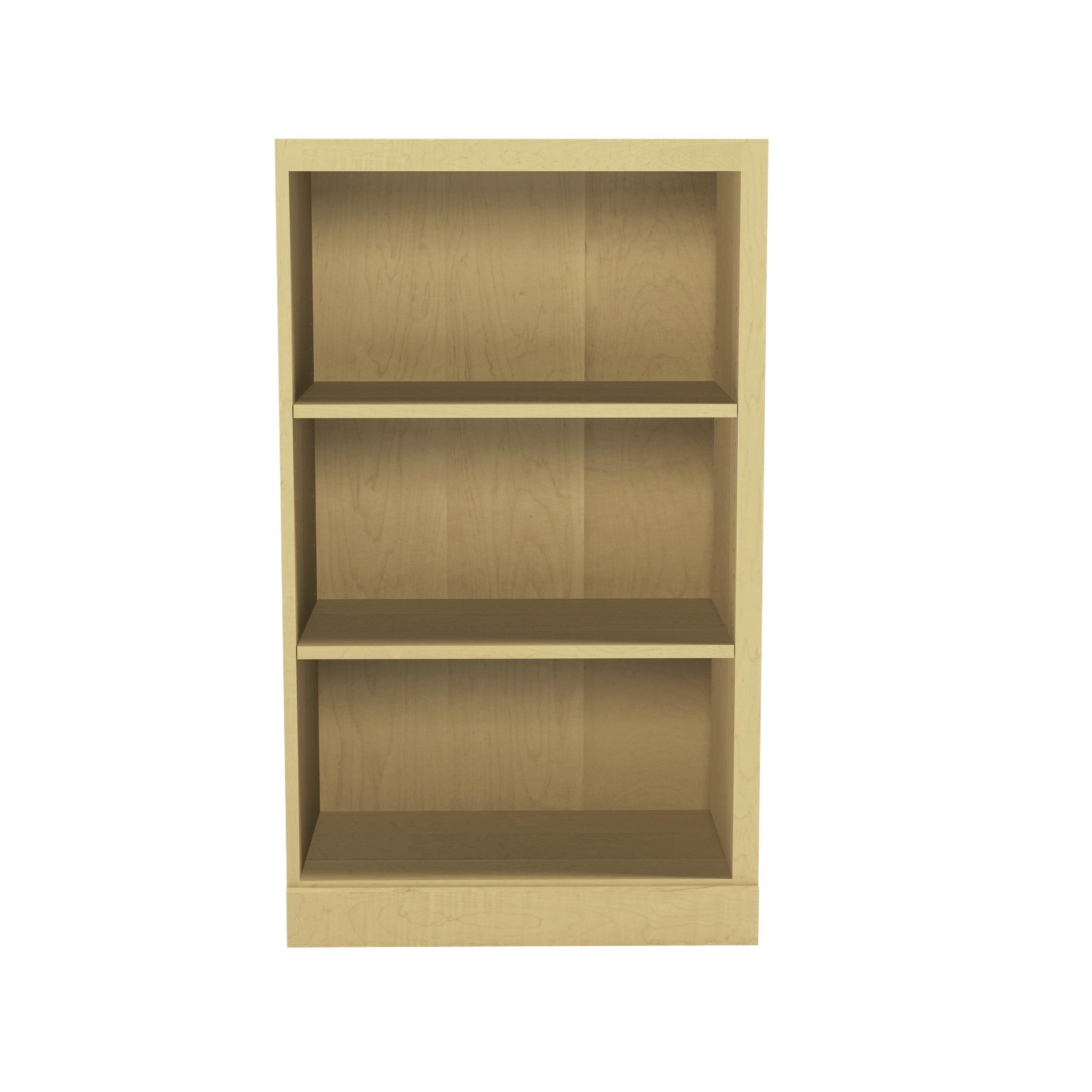 Flexmoderne 45″ In Height Deep Rightside Bookshelf