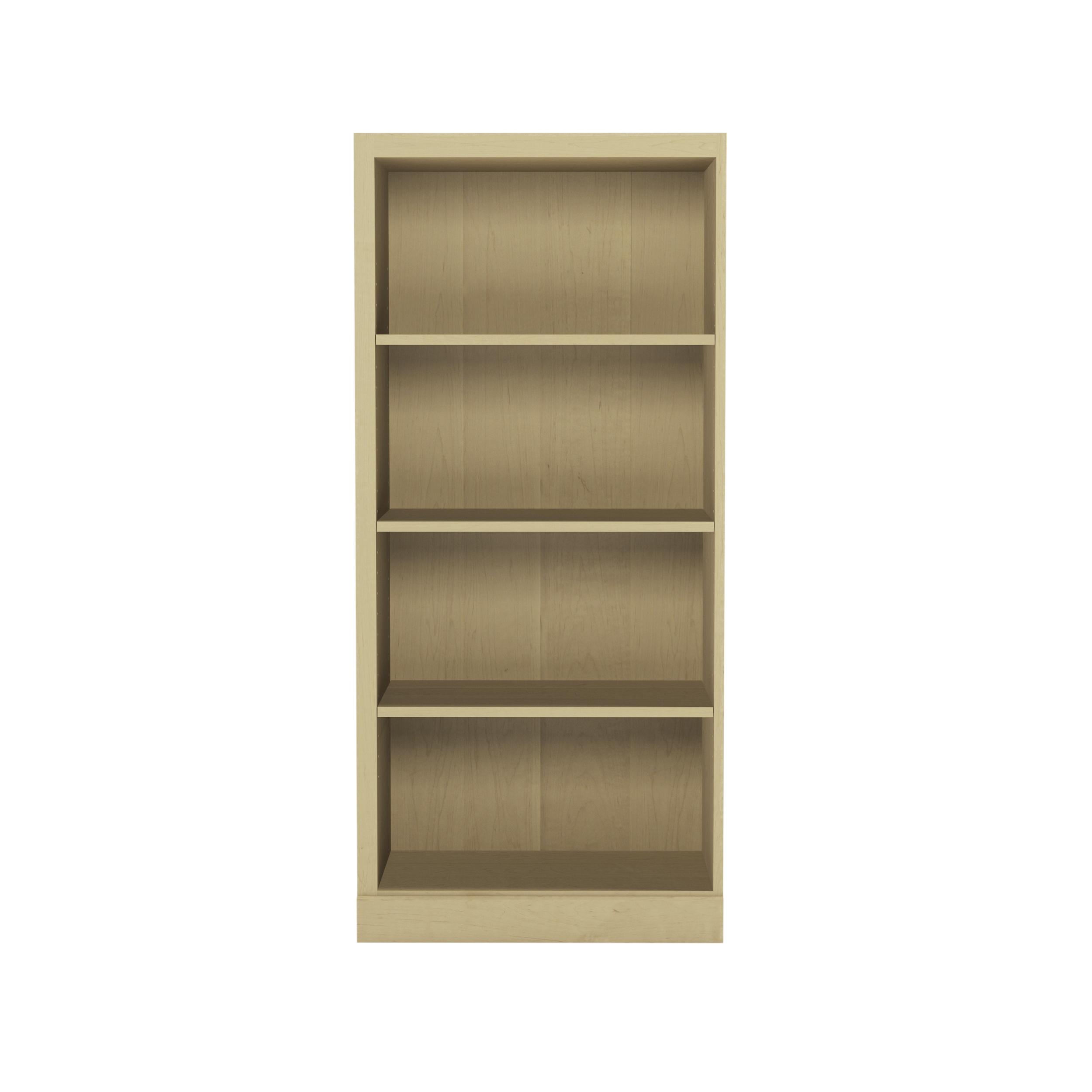 Flexmoderne 58″ In Height Deep Leftside Bookshelf