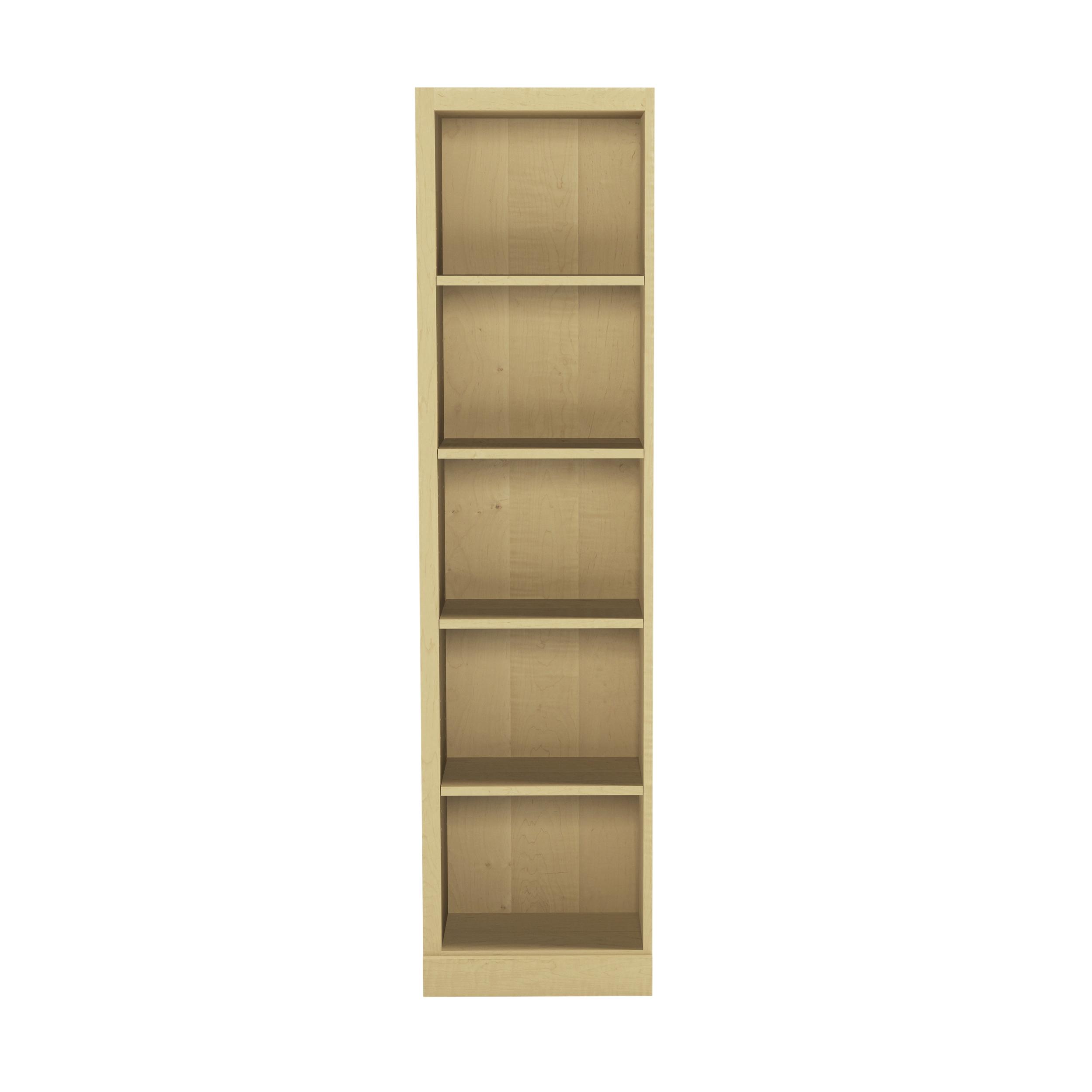 Flexmoderne 72″ In Height Leftside Bookshelf