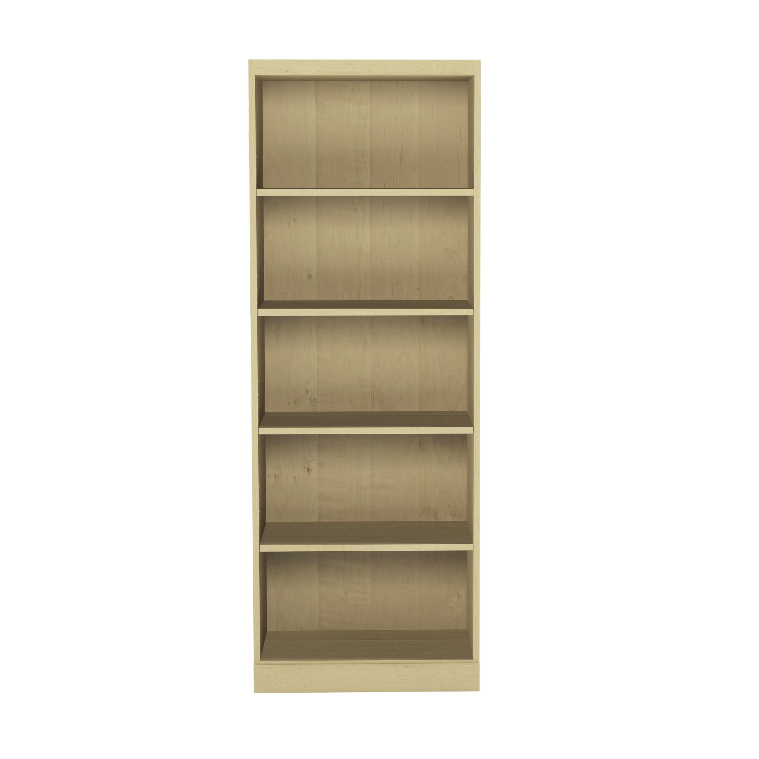 Flexmoderne 72″ In Height Deep Bookshelf
