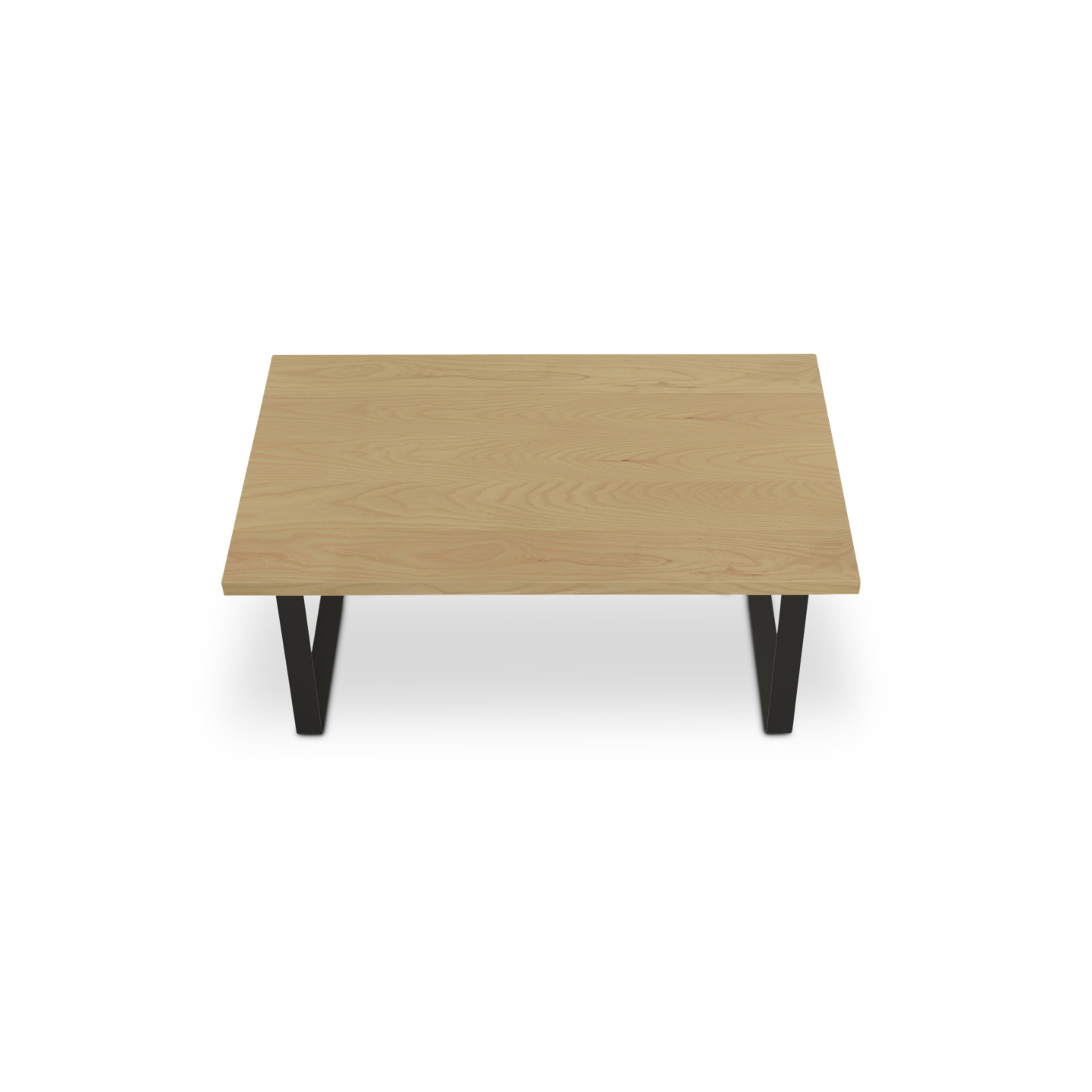 Ash top on a dining table
