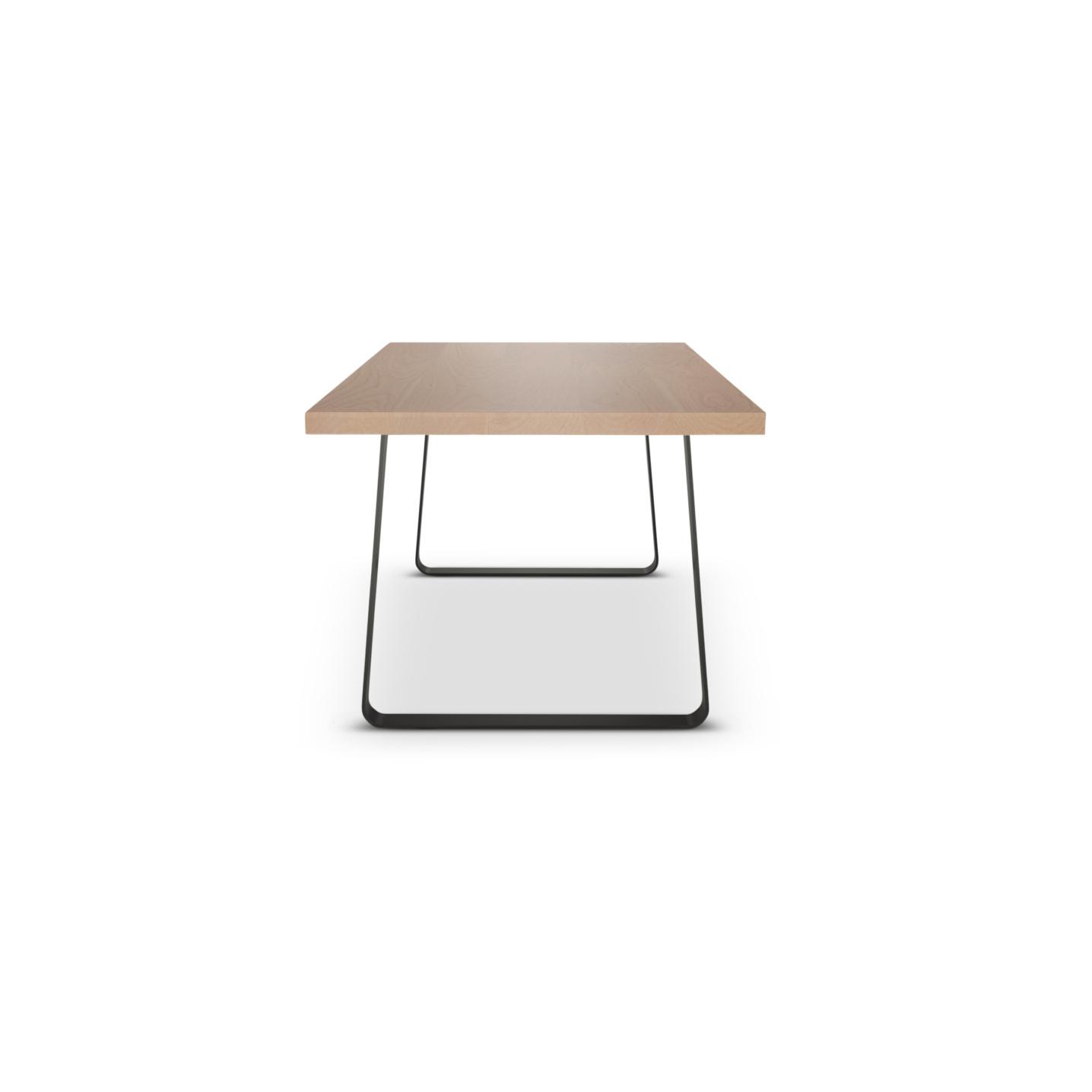 "Cherry Jern 66"" long custom table"