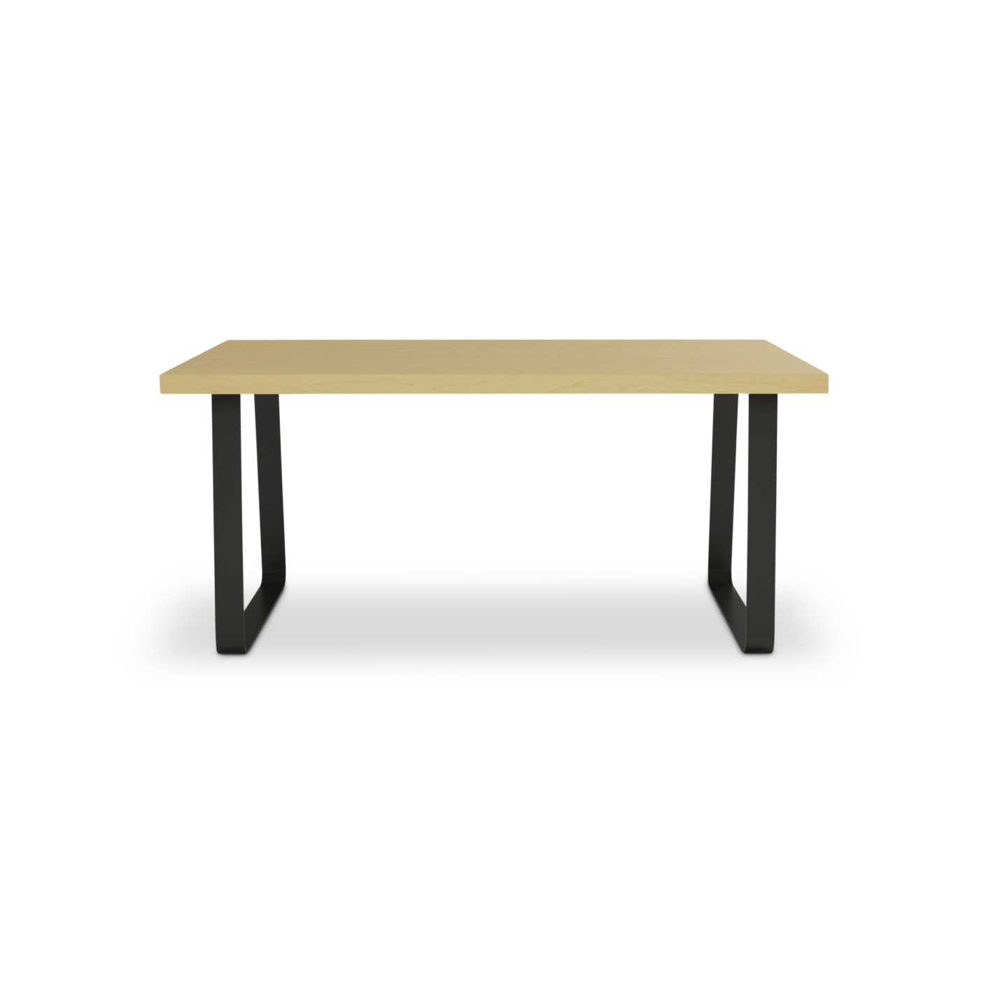 66 inch modern Jern dining room table