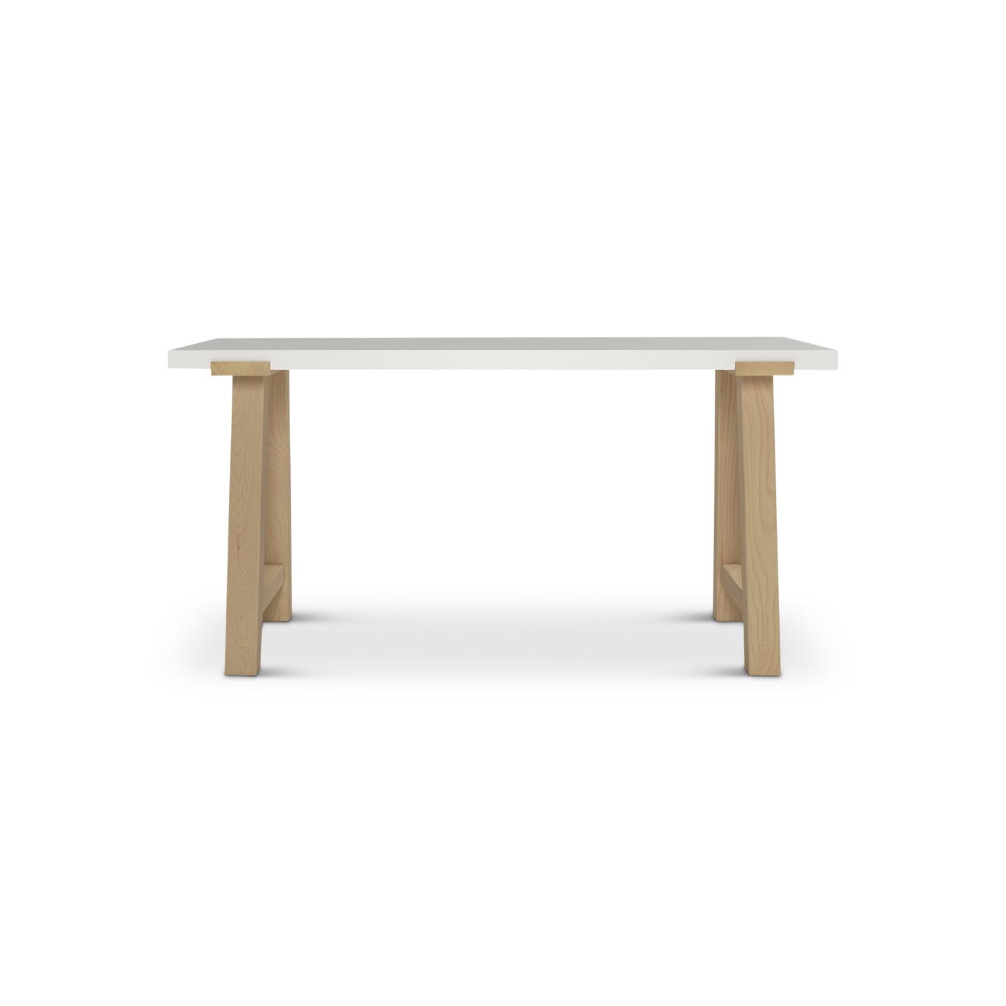 Nordic ash modern desk