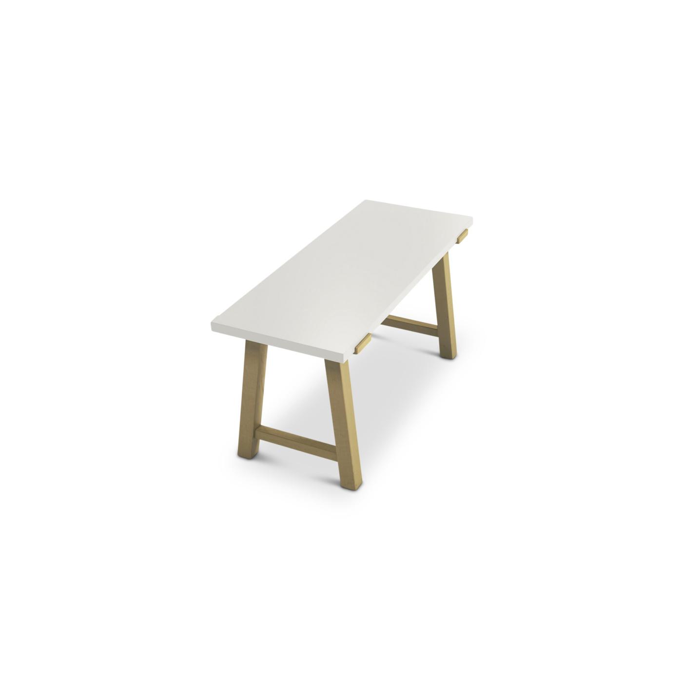 Maple tailored desk