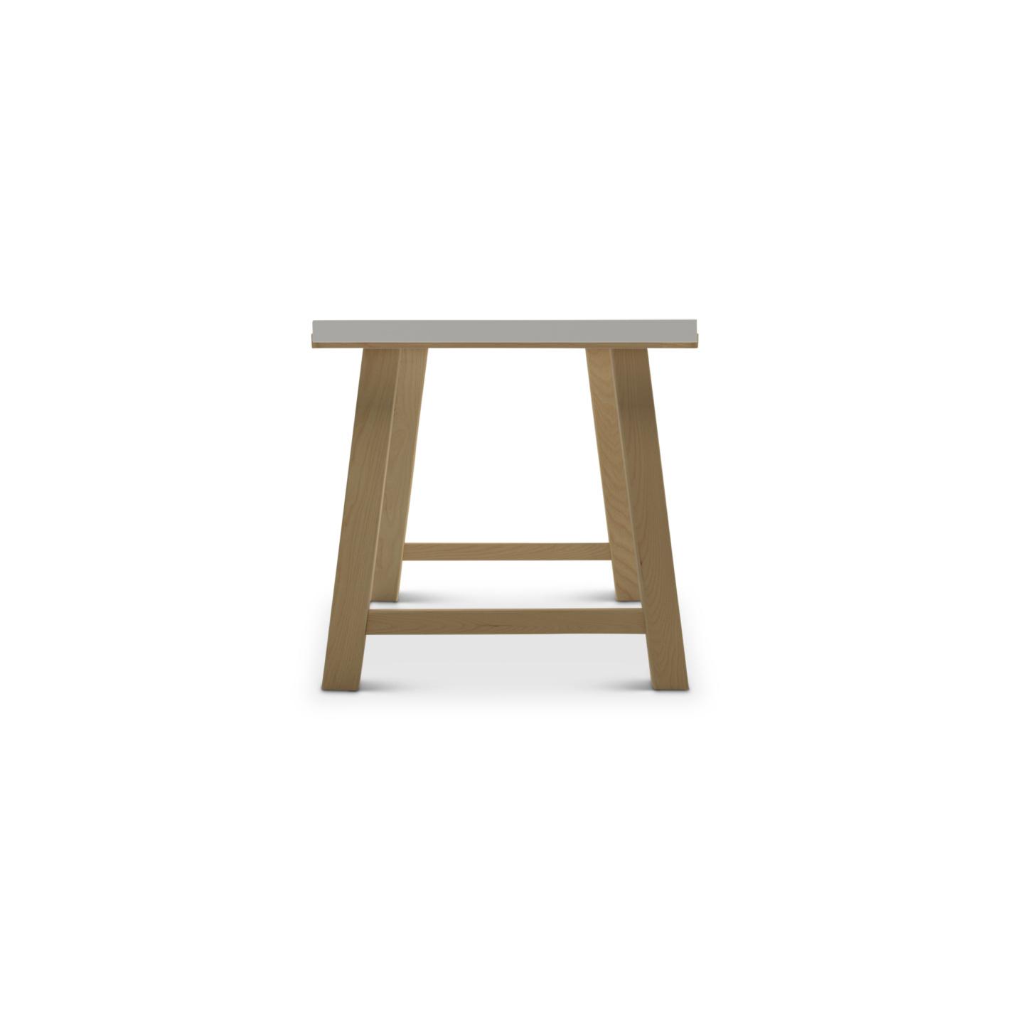 Danish desk with Ash wooden legs
