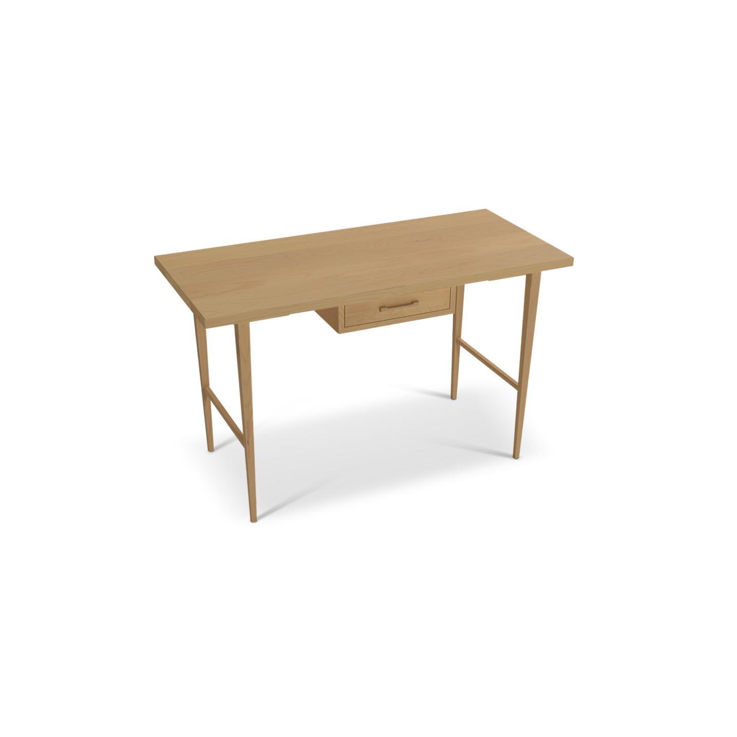 Nordic Ash wood office desk