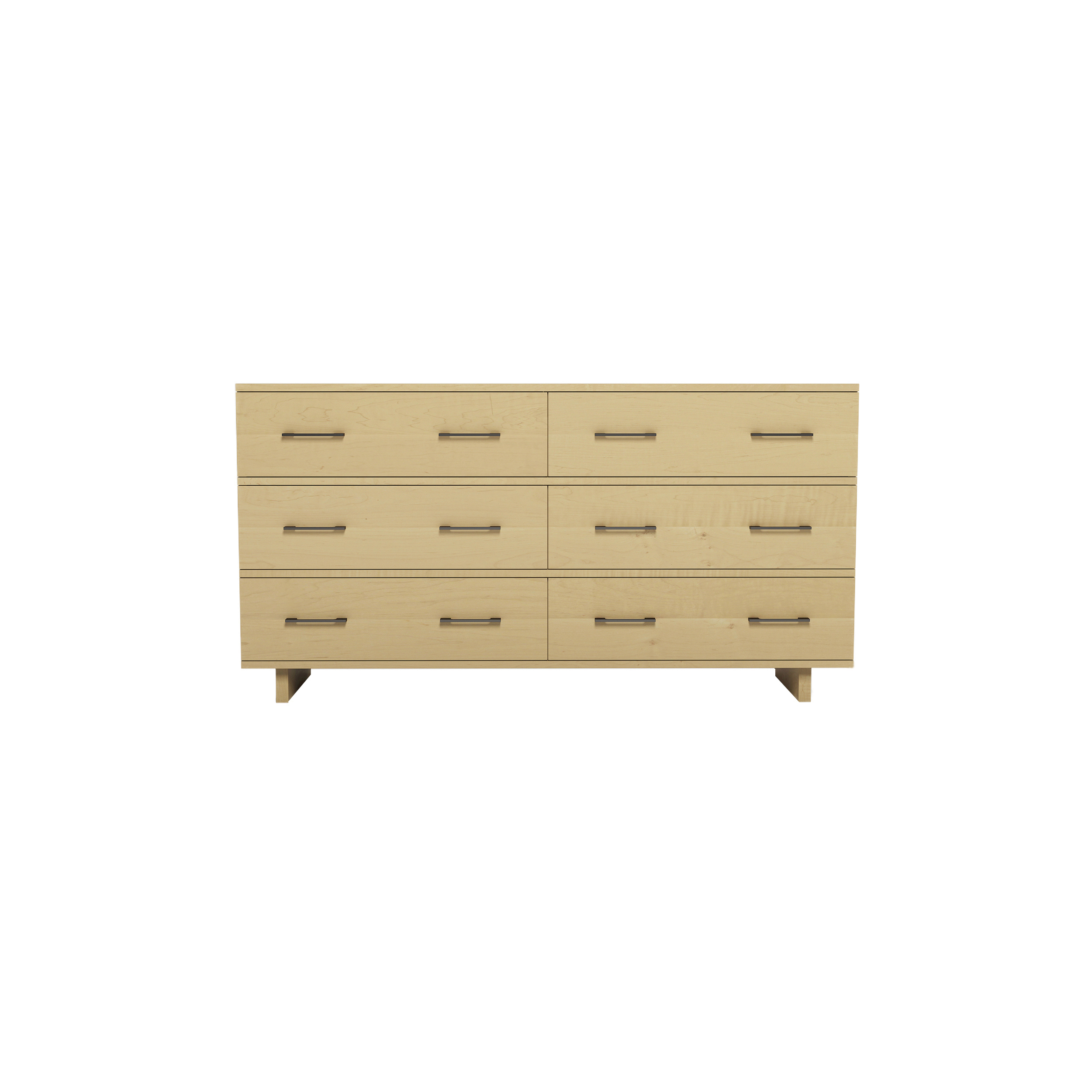 Series 252 Dresser With Six Drawers At 60″ In Width