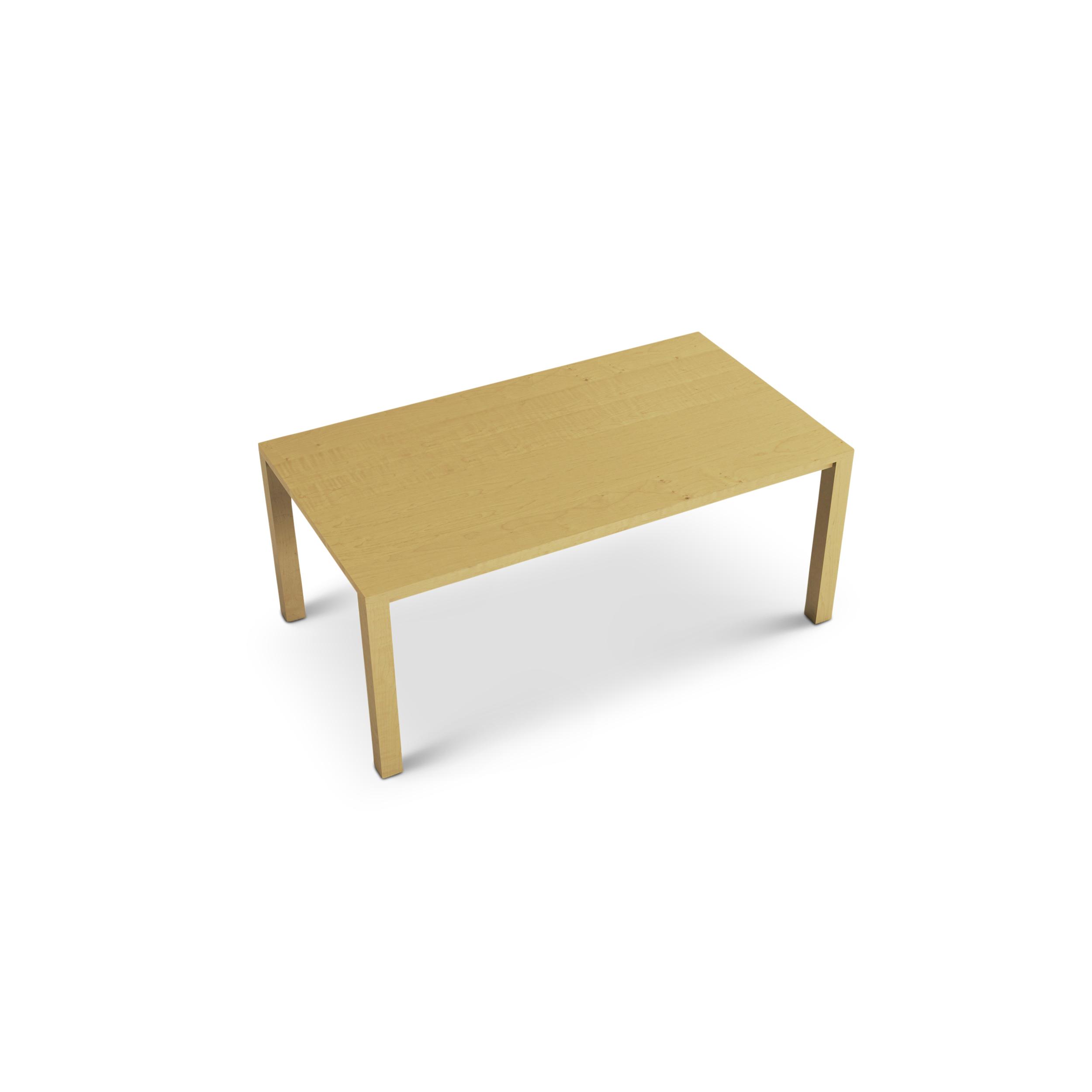 Swedish 6 Foot Maple Table
