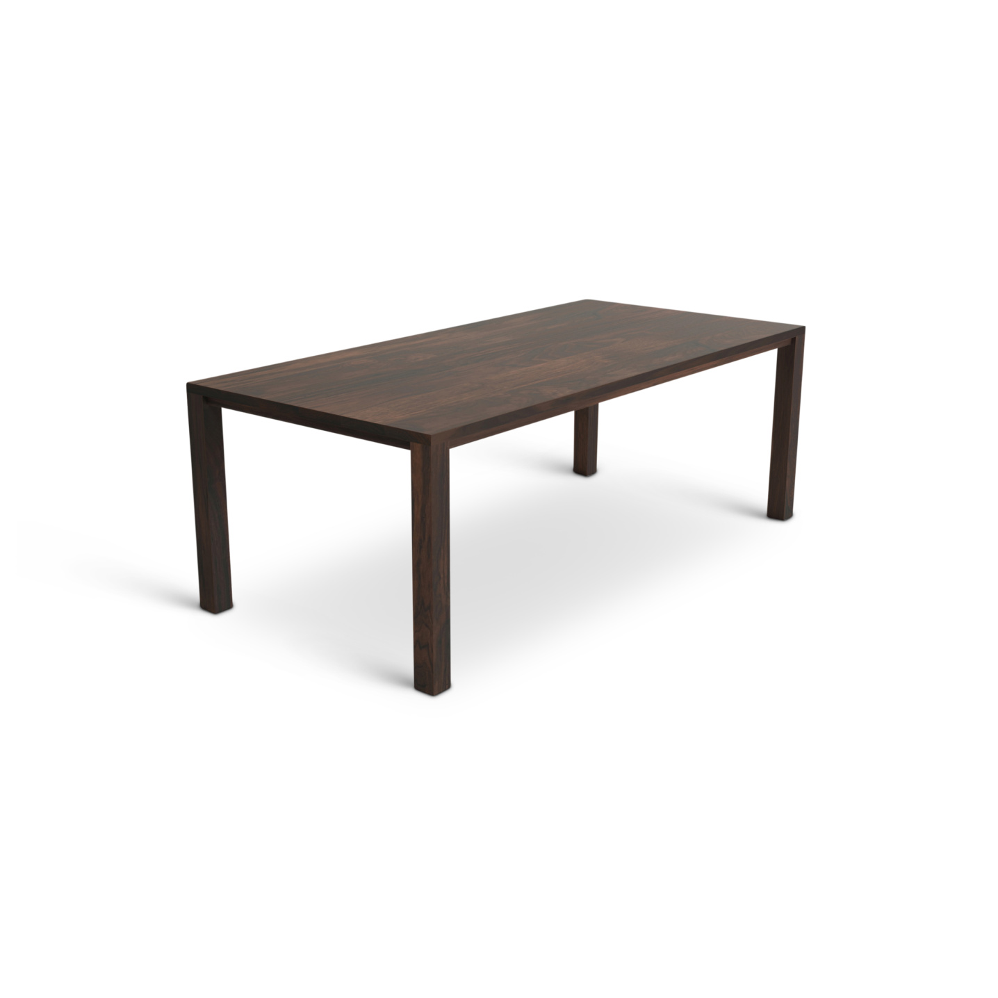 Large Modern Solid walnut table