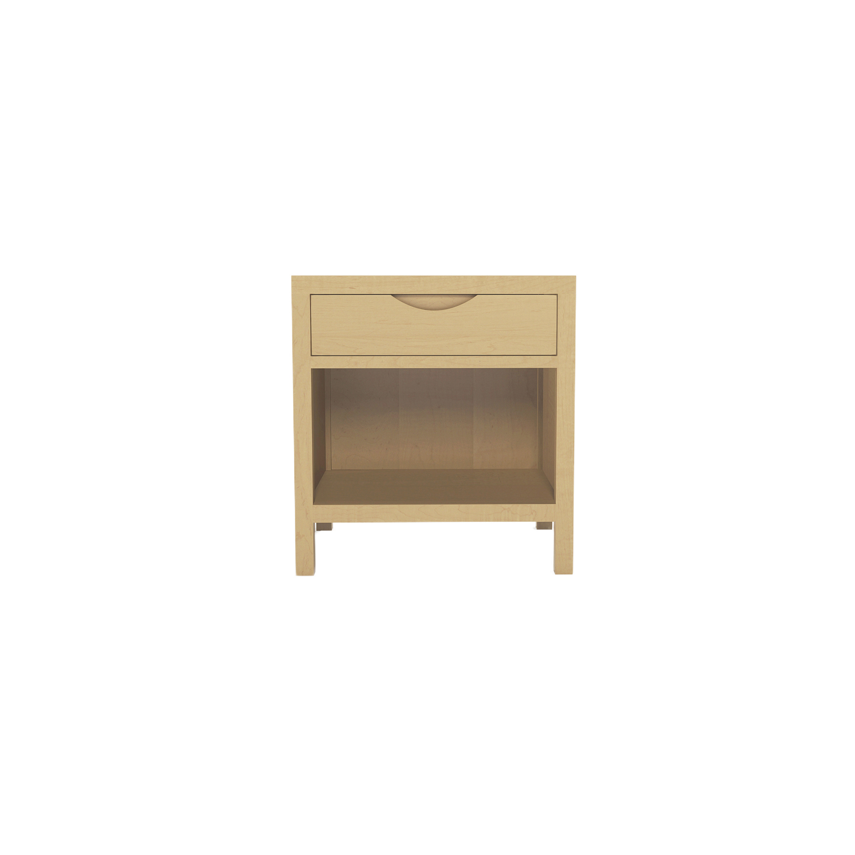 Series 353 Small Bedside Table