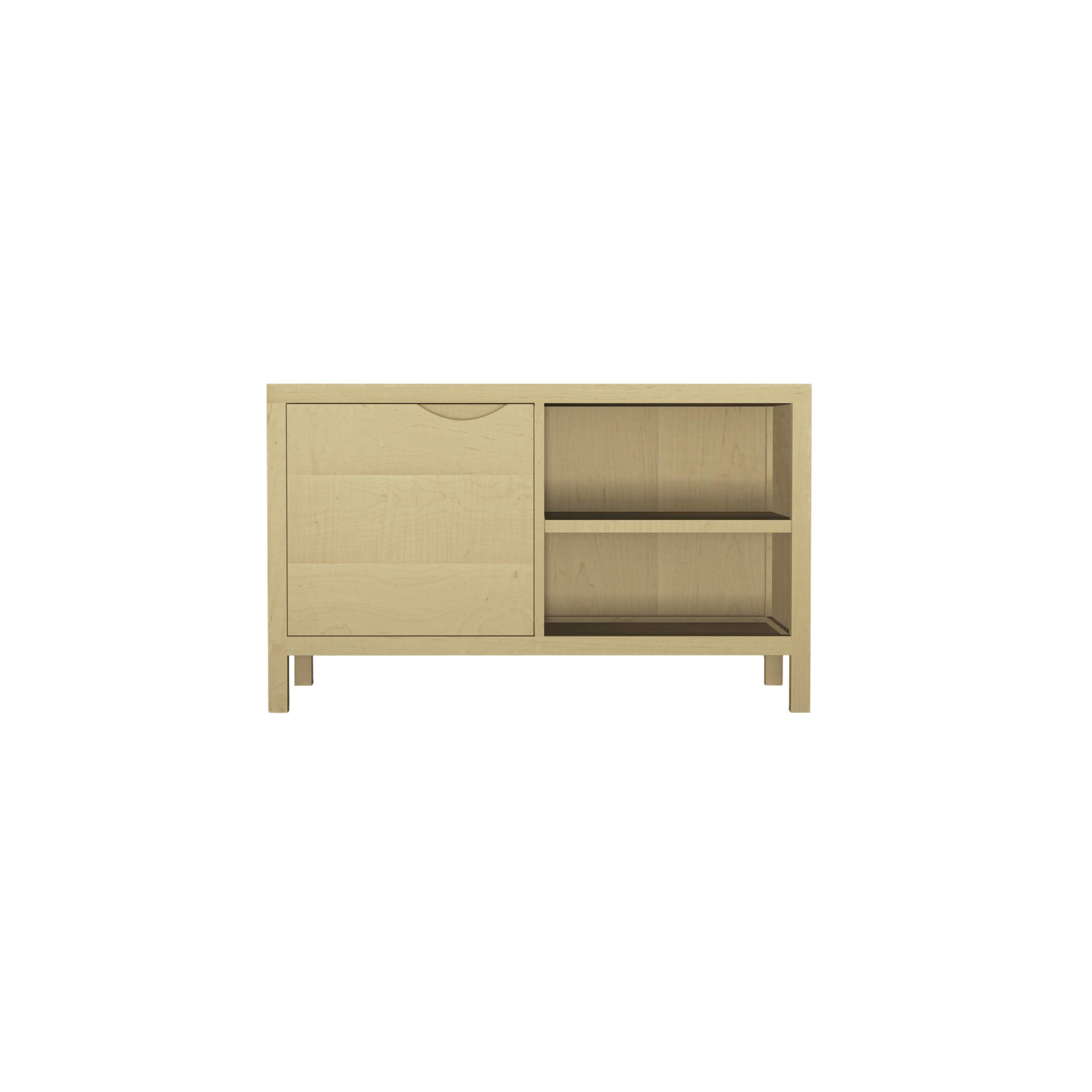 Series 353 Media Cabinet With One Door At 42″ In Width