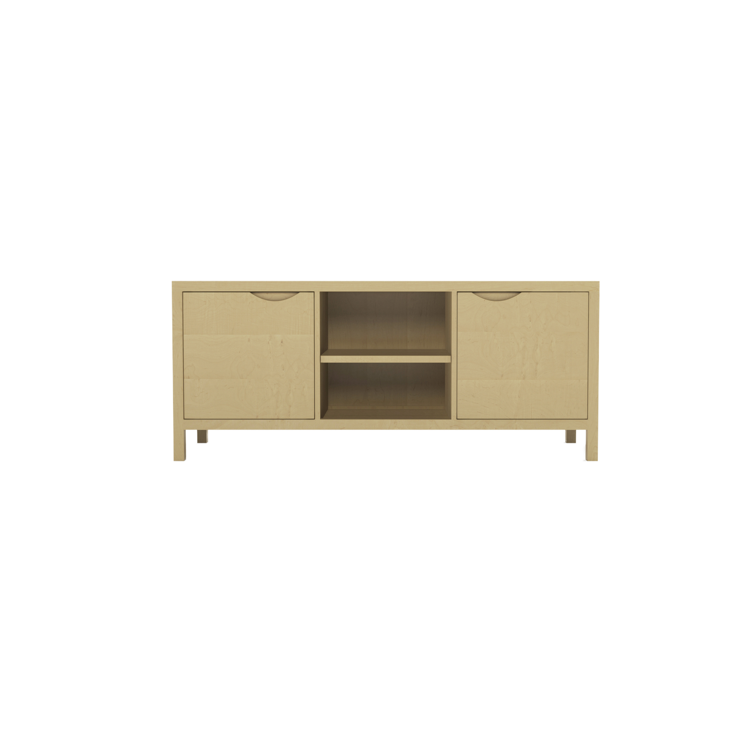 Series 353 Media Cabinet With Two Doors At 60″ In Width