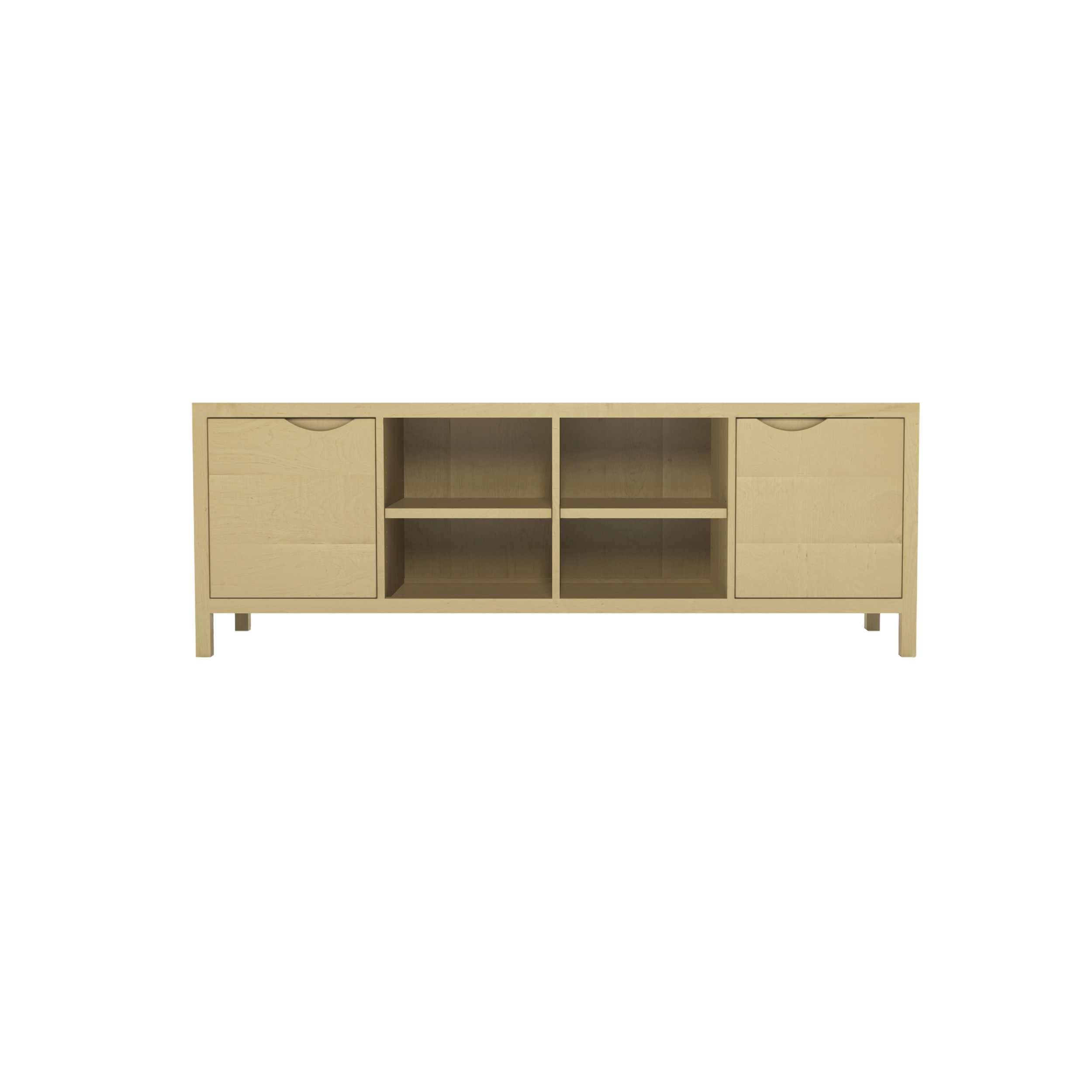 Series 353 Media Cabinet With Two Doors At 72″ In Width
