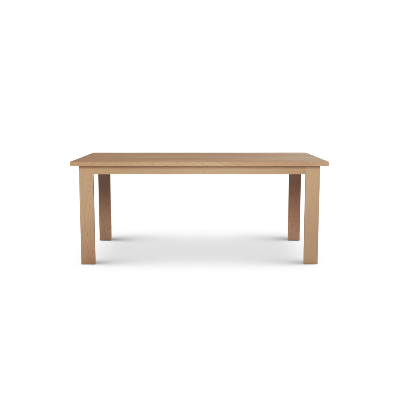 Scandinavian 6 foot kitchen table