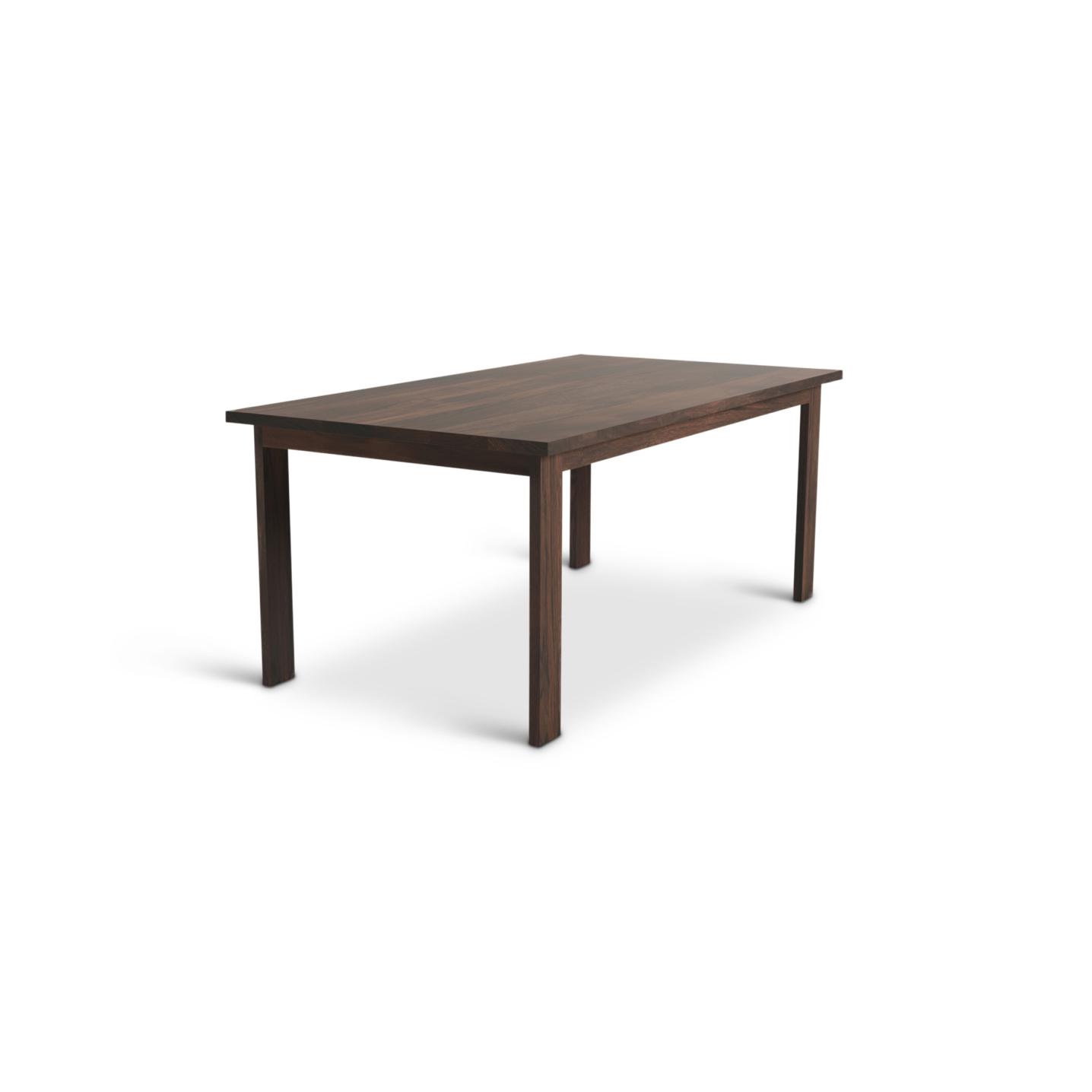 Simple but Modern Walnut Table
