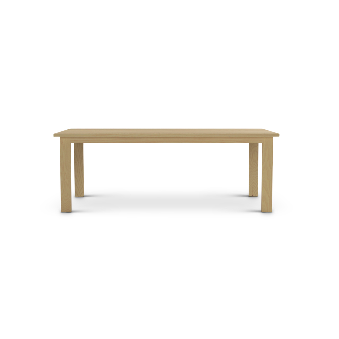 Modern Ash Dining Room Nordic Table