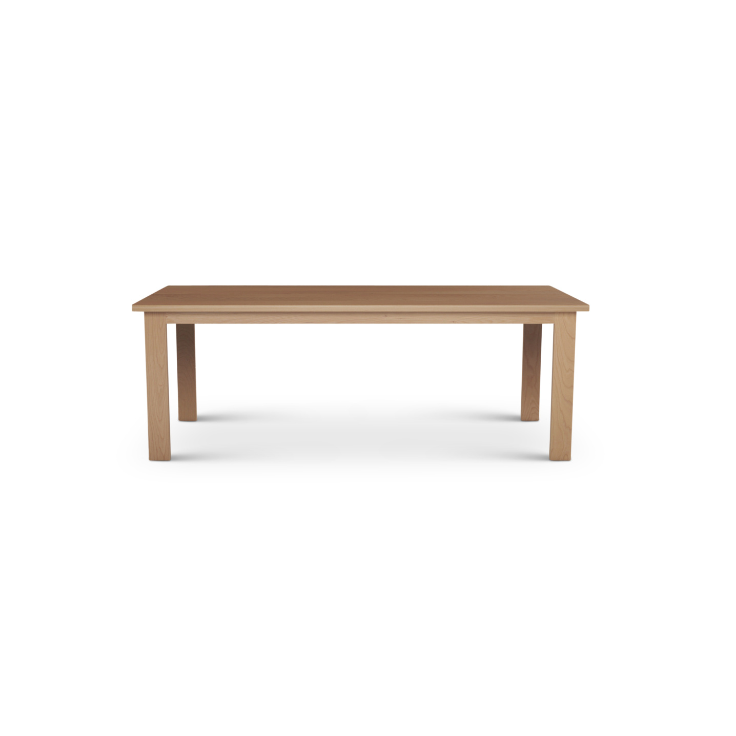 Modern Cherry Wood Kitchen Table