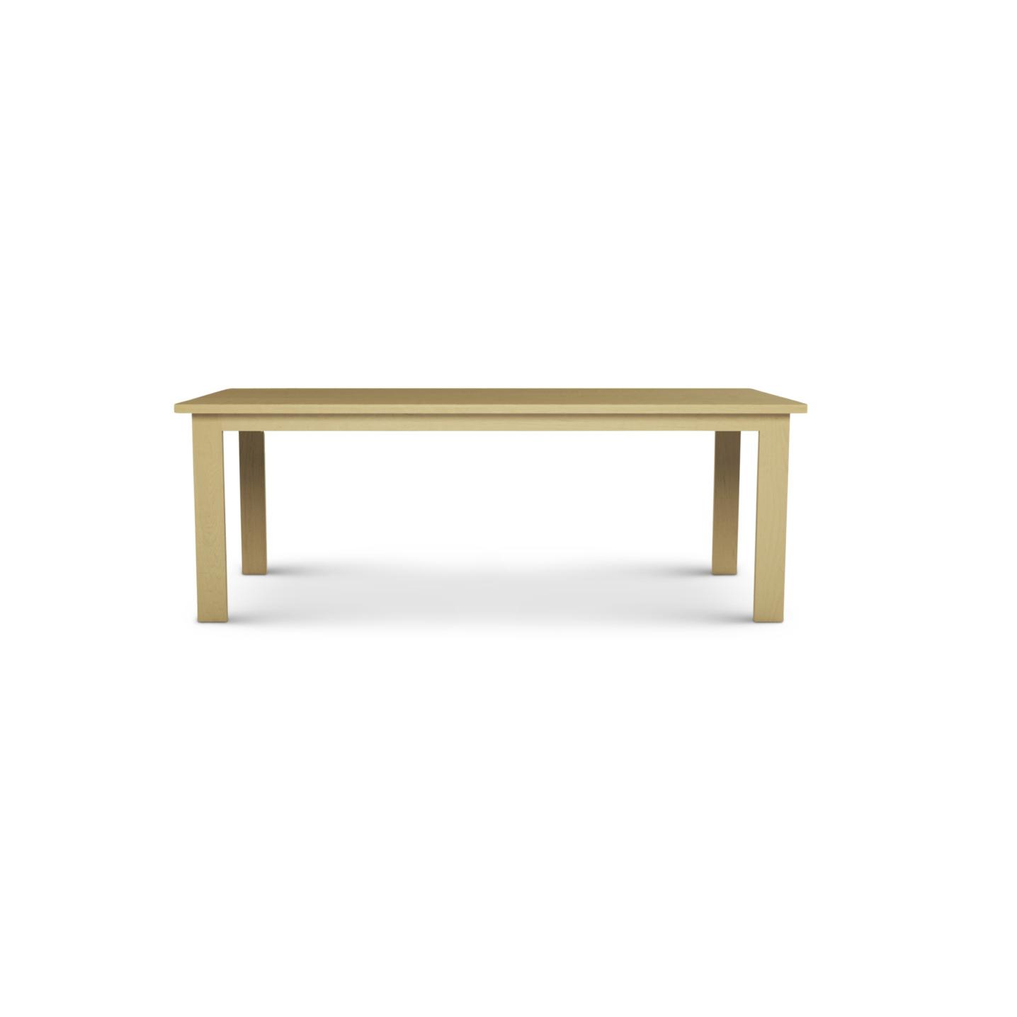 Swedish Maple Modern Table