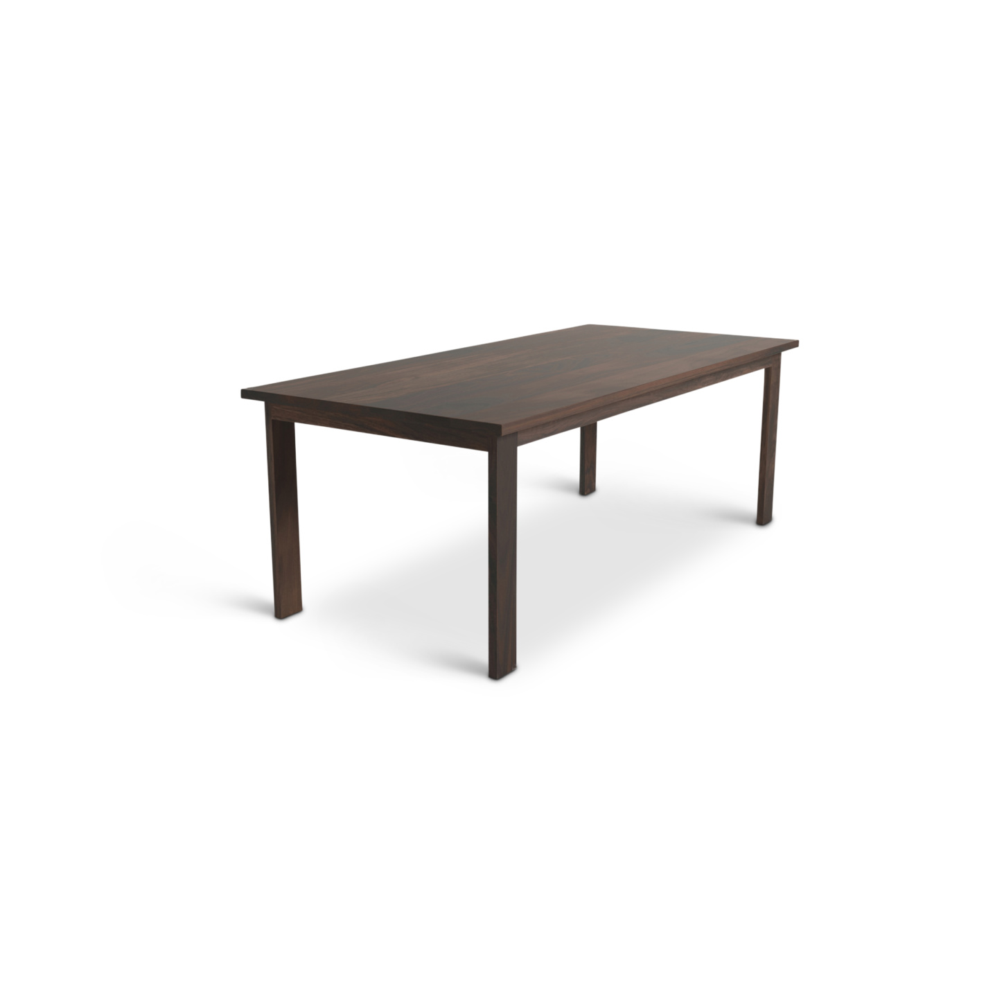 Solid Walnut Nordic Kitchen Table