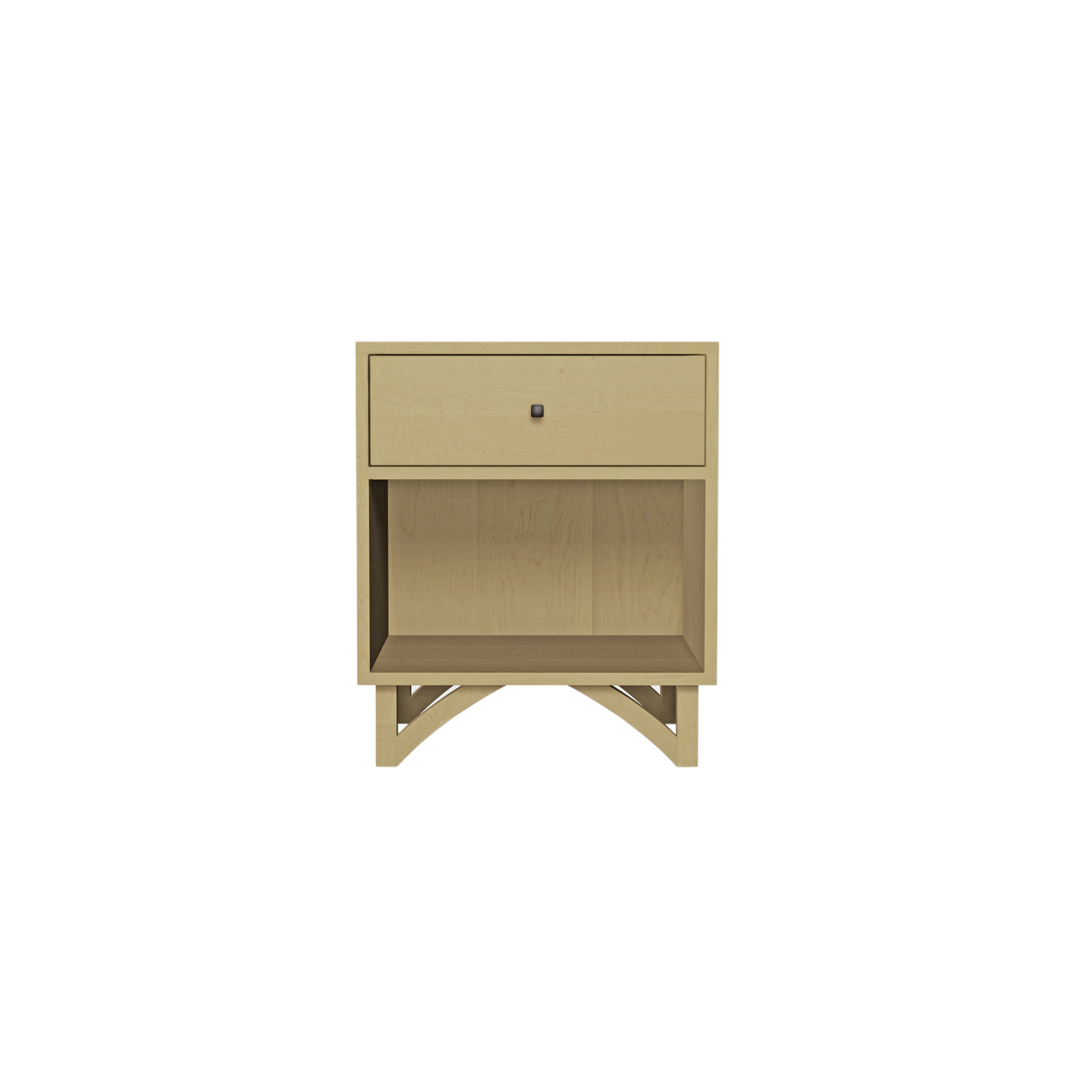 Series 454 Small Bedside Table