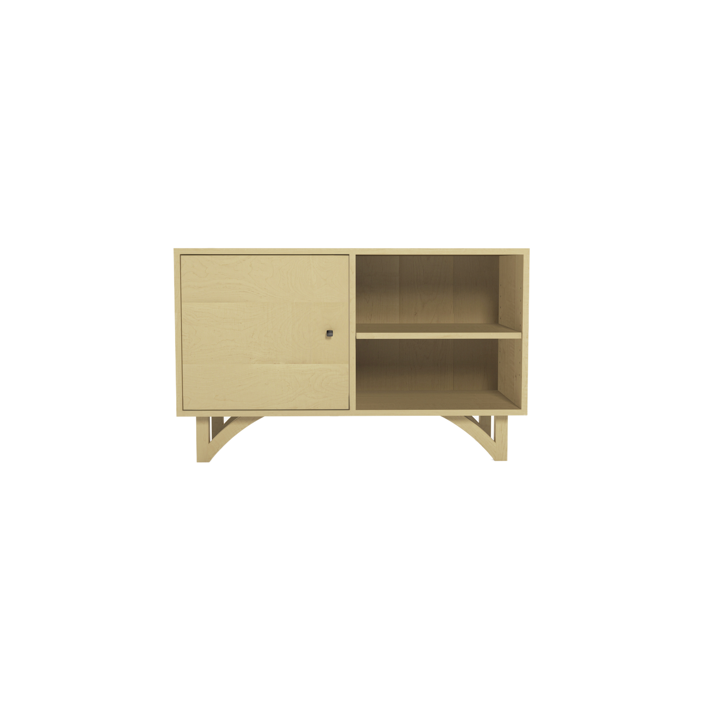 Series 454 Media Cabinet With One Door At 42″ In Width