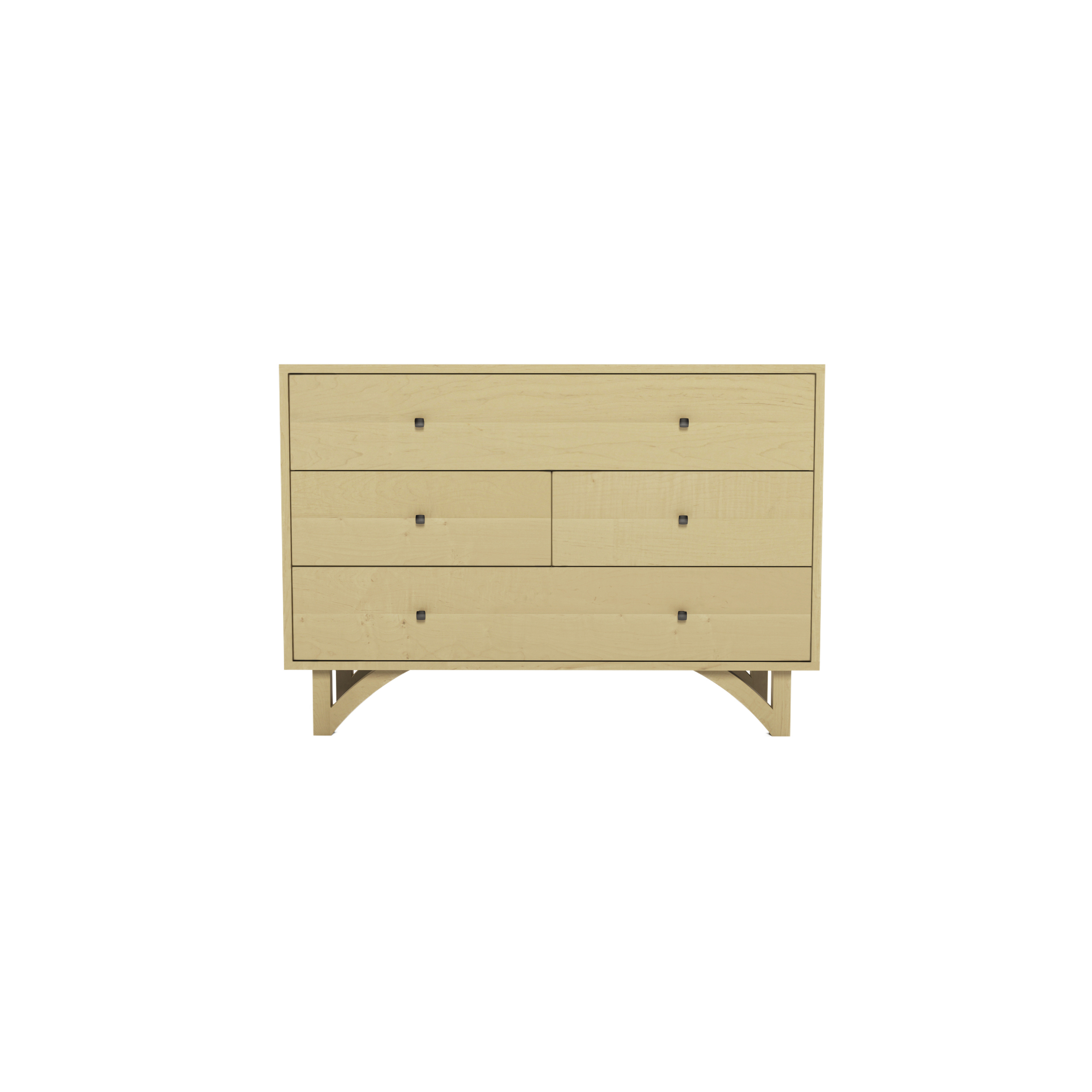 Series 454 Dresser With Four Drawers At 44″ In Width