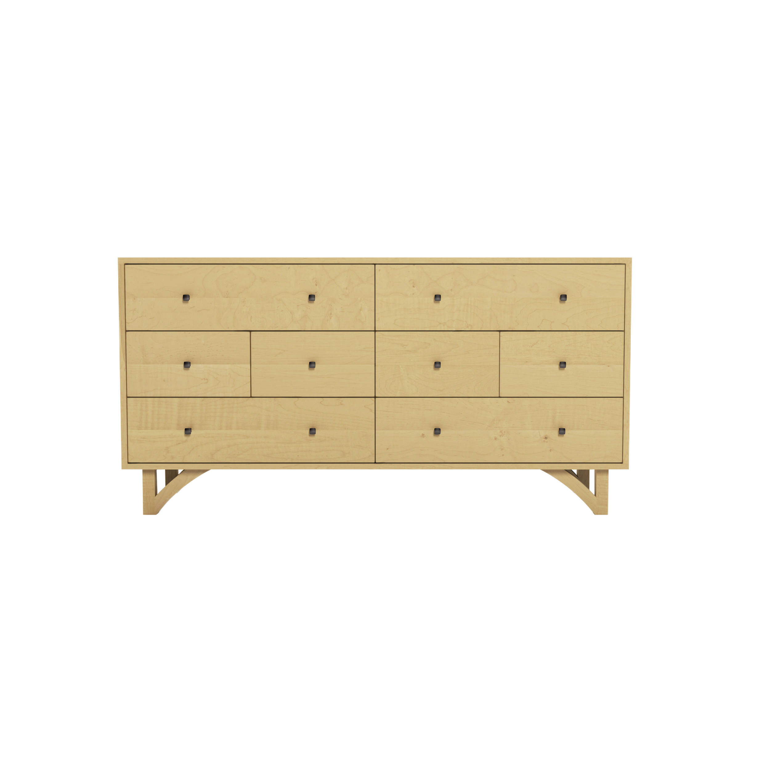 Series 454 Dresser With Eight Drawers At 60″ In Width