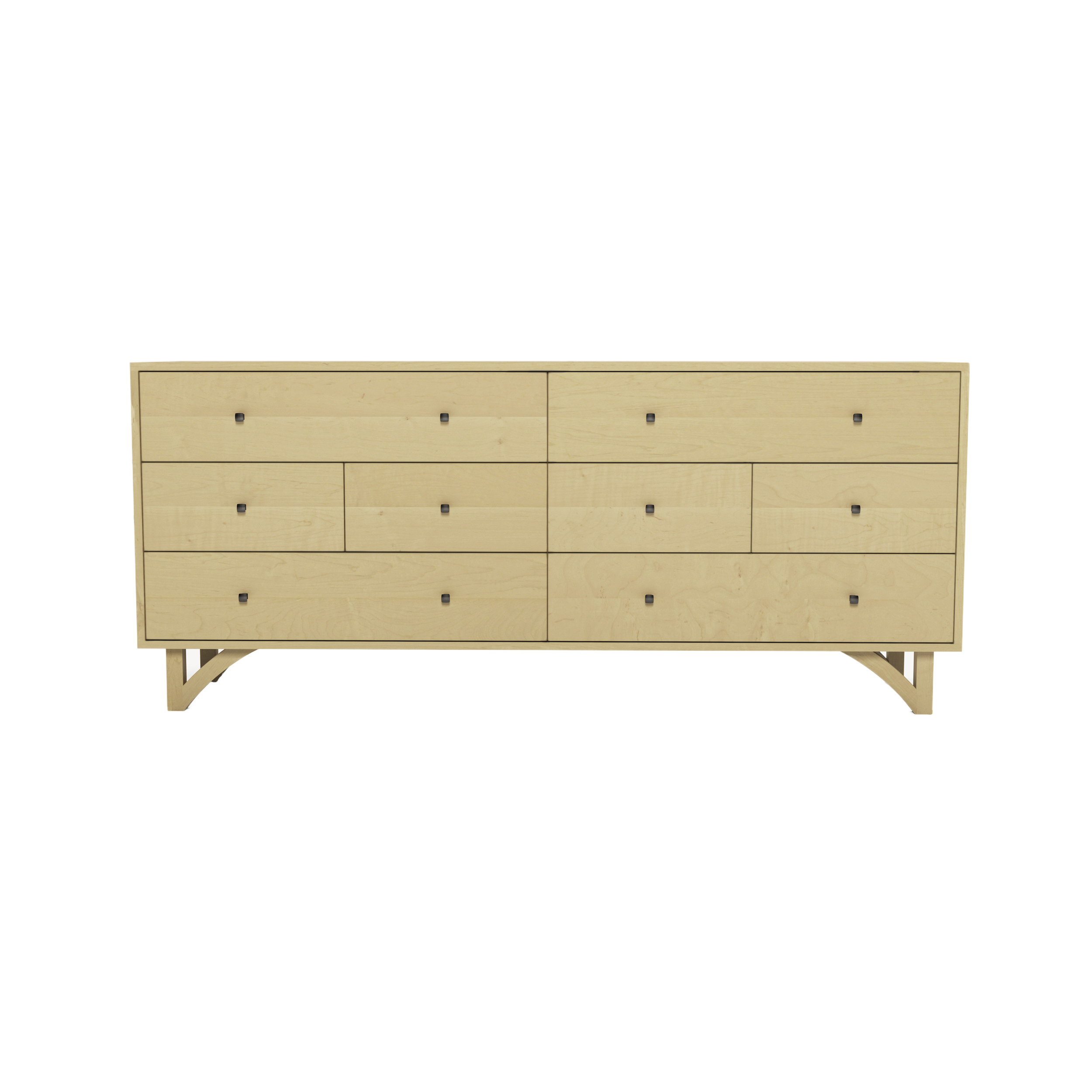 Series 454 Dresser With Eight Drawers At 72″ In Width