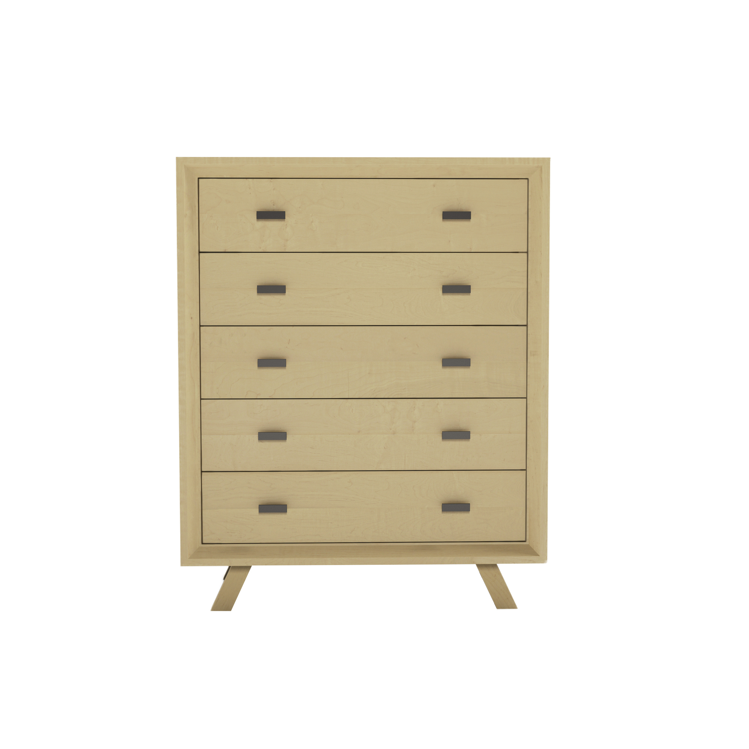 Series 555 Tall Dresser With Five Drawers At 36″ In Width