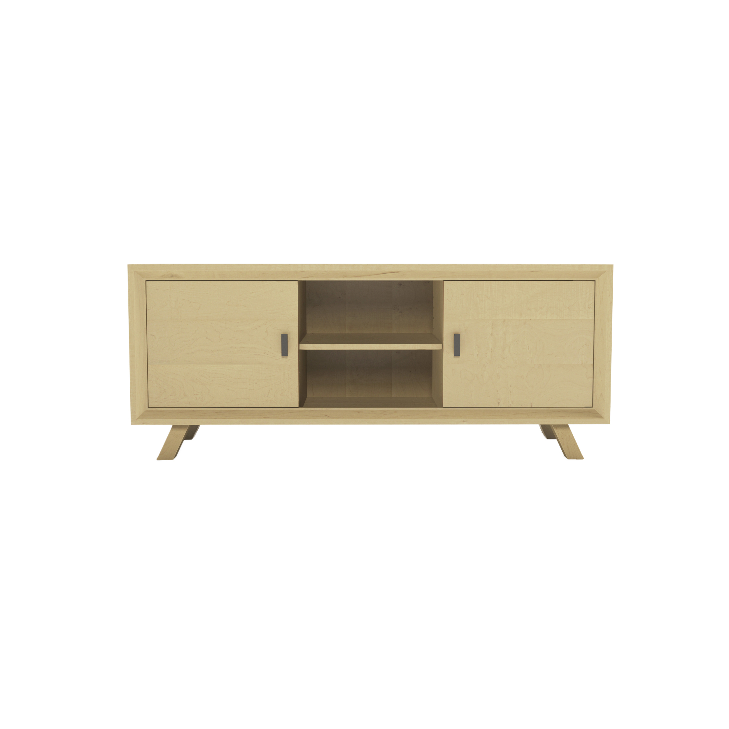 Series 555 Media Cabinet With Two Doors At 60″ In Width