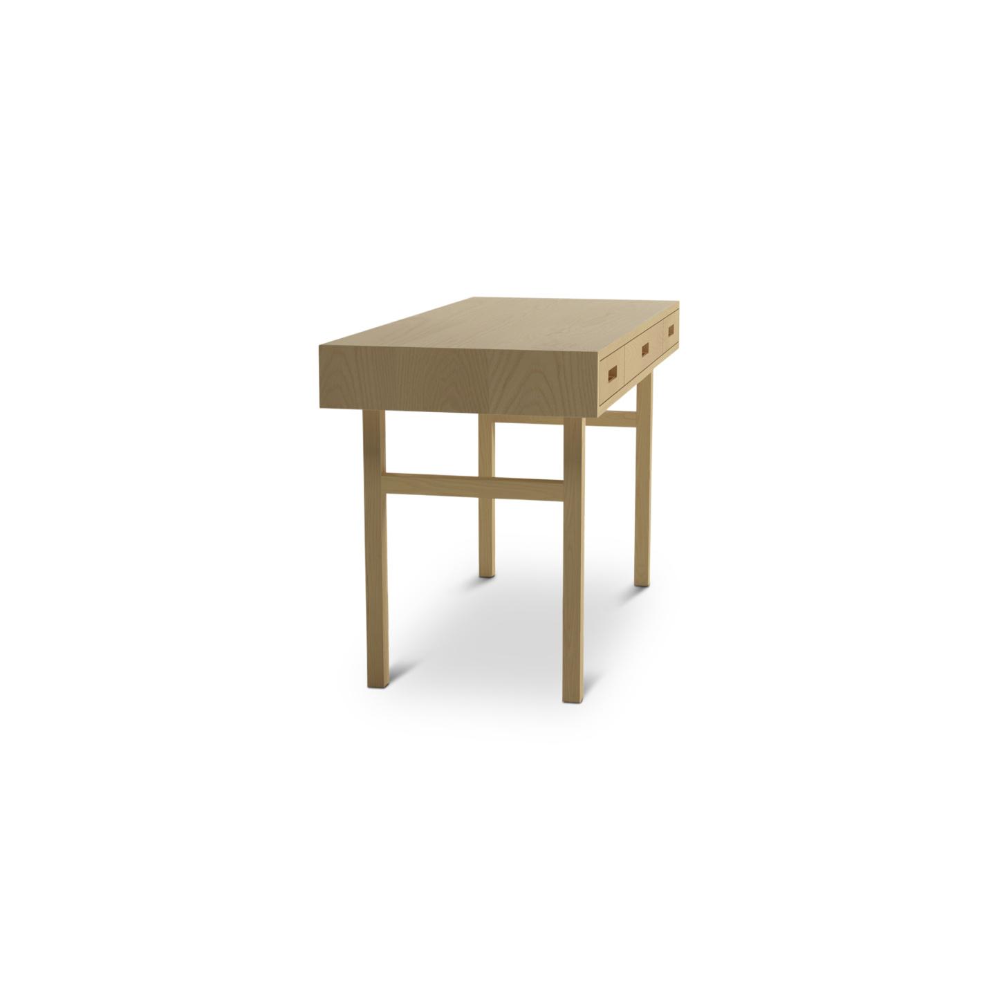 Ash nordic desk