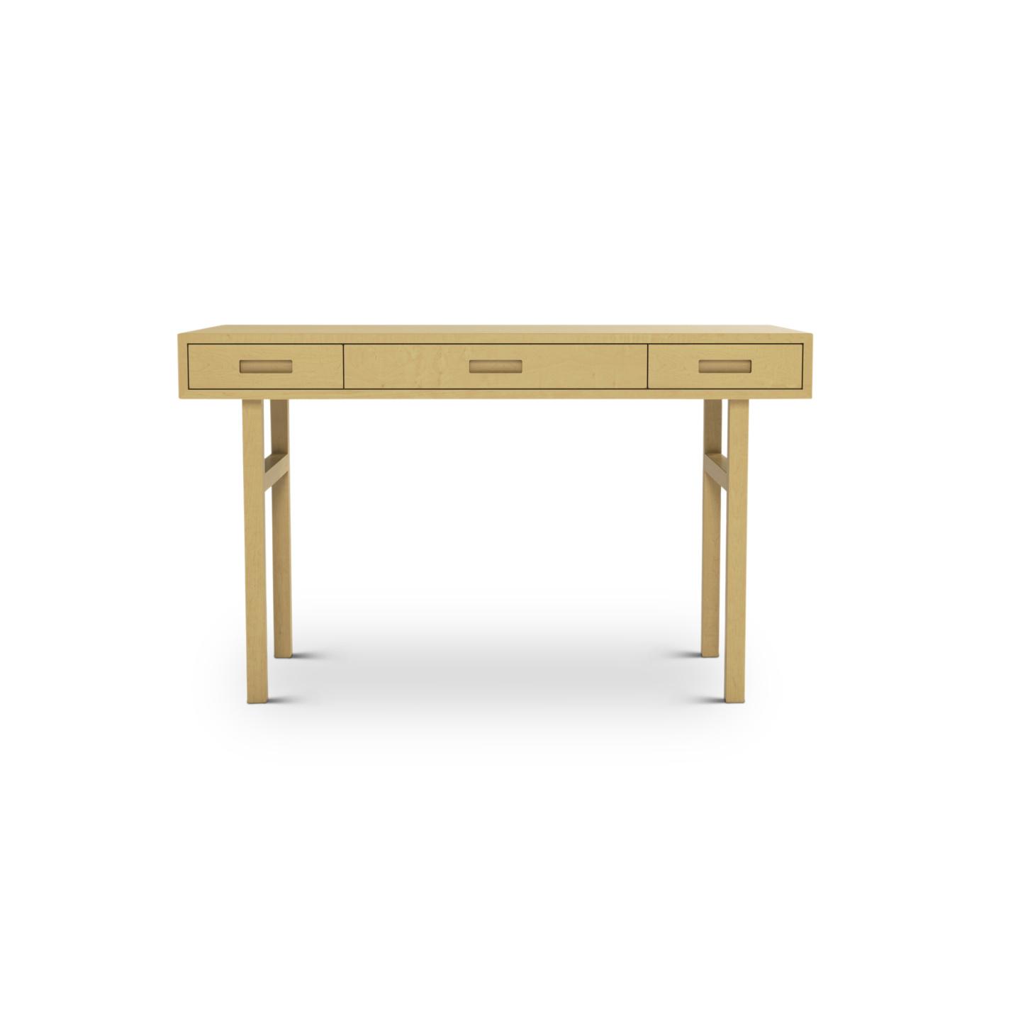 Custom Maple Desk